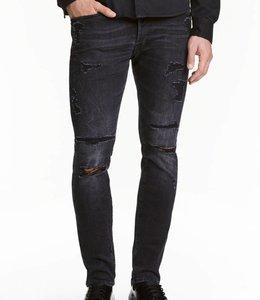 H&M Skinny trashed jeans