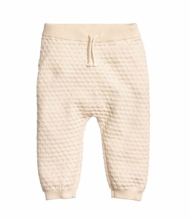 H&M Structured trousers