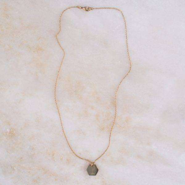 Necklace Hexa