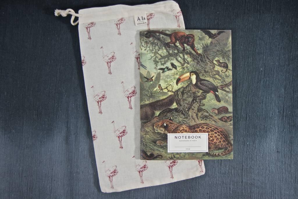 À la Notebook Jungle