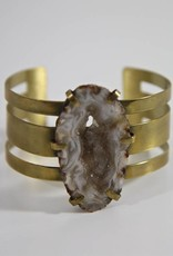 Bobini Roots bracelet | a.lam.ag (agaat)