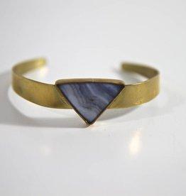 Bobini Roots bracelet   a.ol.bla driehoek