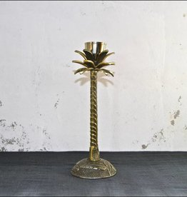 Palmtree Candle Stand