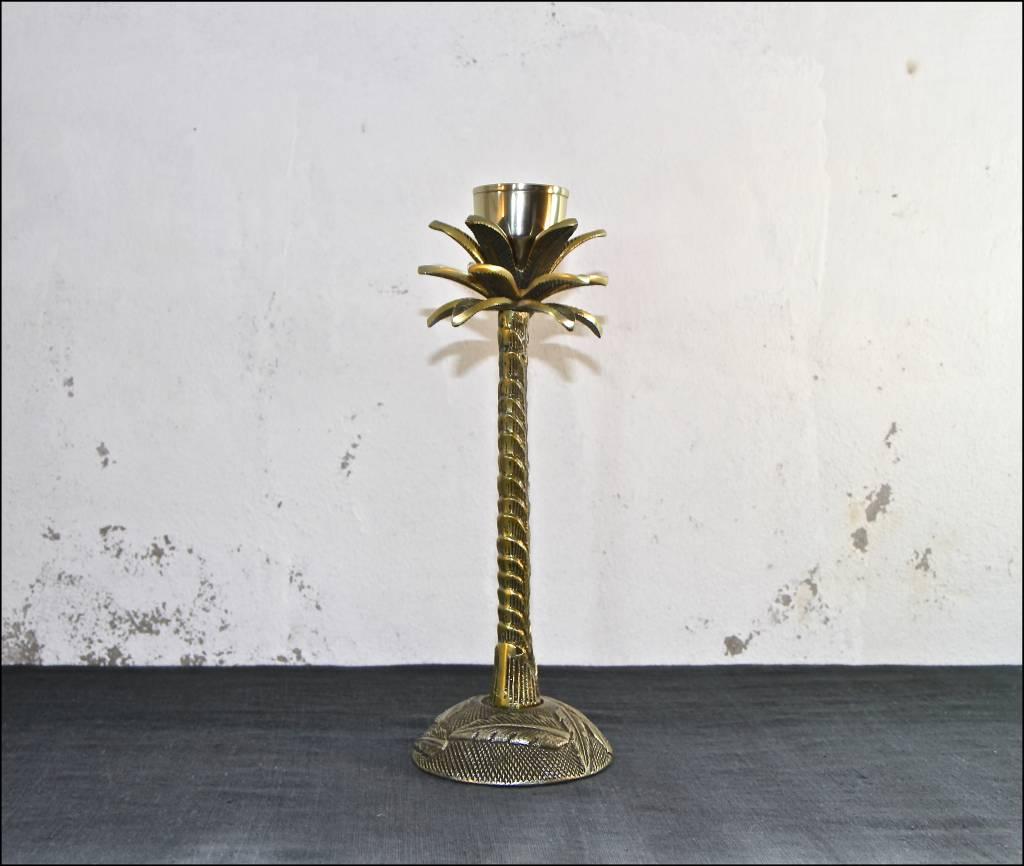 A La | Palmtree Candle stand