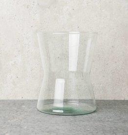 Vaas Diabolo Gerecycled Glas