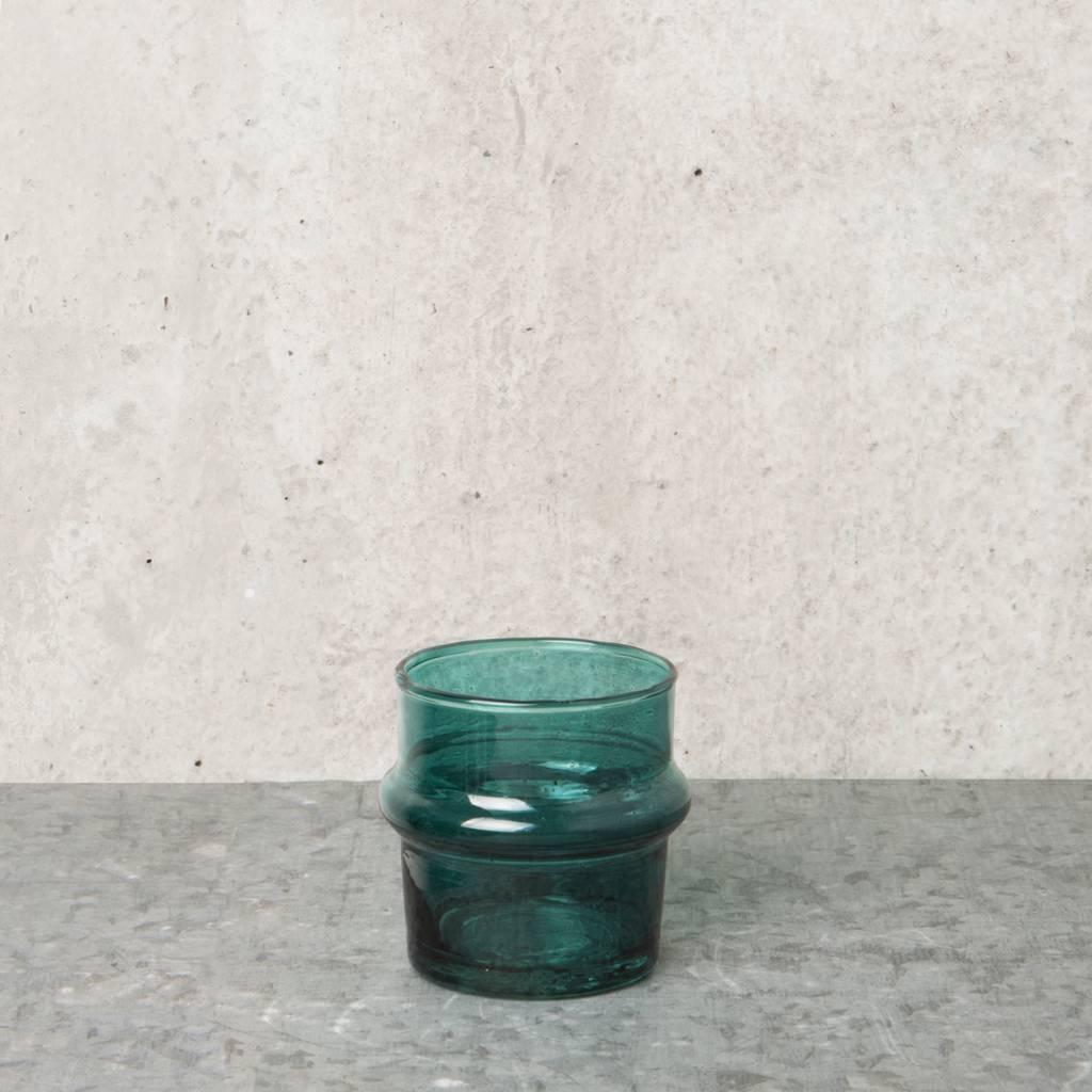 Waxine Holder Green