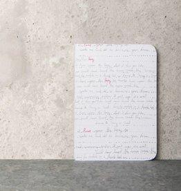 UNC Notebook | Words