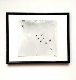 'Bird's Flying high' by INK Amsterdam