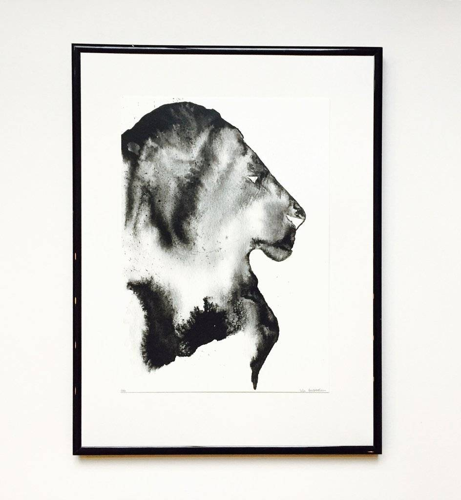 'Lion Noir' by INK Amsterdam