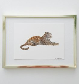 'Leopard' small by INK Amsterdam