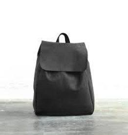 Oaks backpack black