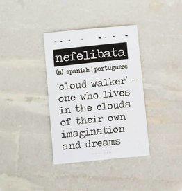 Card Nefelibata