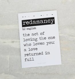 Card Redamancy