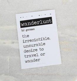 Card Wanderlust