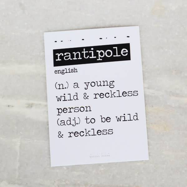 Rantipole