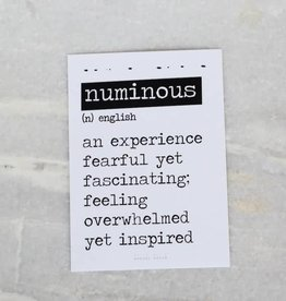 Card Numinous