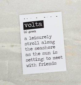 Kaart Volta