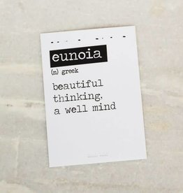 Card Eunoia