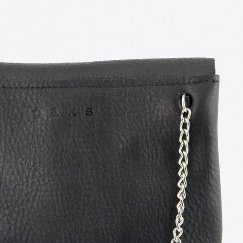 Oaks chain bag | Black crossover