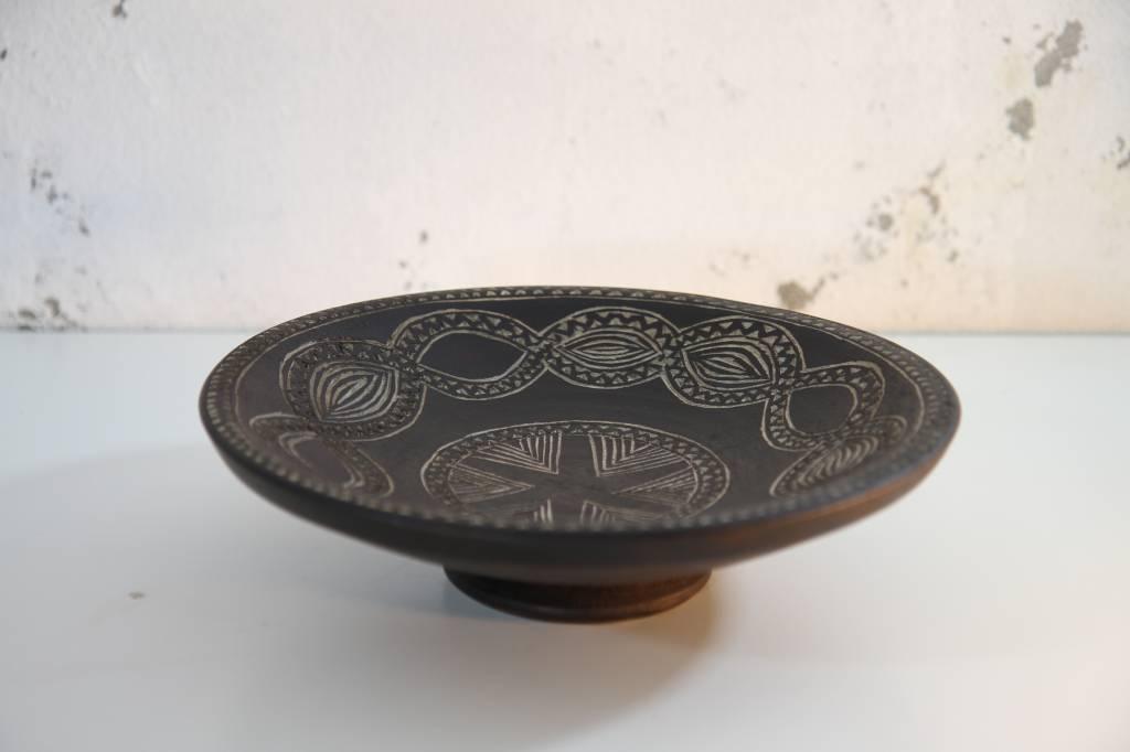Bowl Wooden Ethiopia