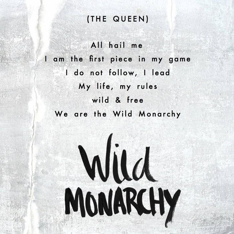 Crown The Queen by Wild Monarchy