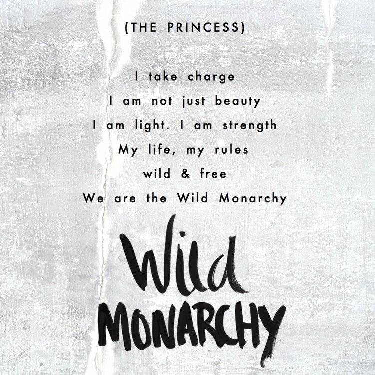Crown The Princess by Wild Monarchy