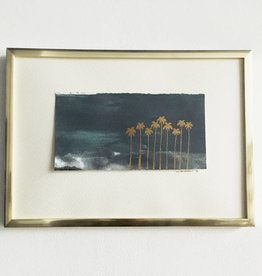 'Golden Palms' by INK Amsterdam