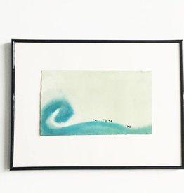 'Ocean Vibes' by INK Amsterdam