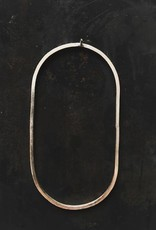 Earring 'Long O' by Crafthings Jewelry
