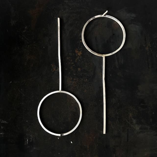 Craftings jewelry | Earrin O and I
