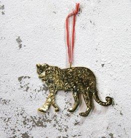 Christmas Hanger Leopard