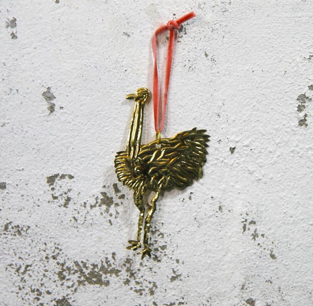 Christmas Hanger Oistrich