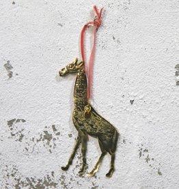 Christmas Hanger Giraffe