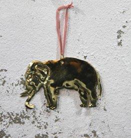 Christmas Hanger Elephant