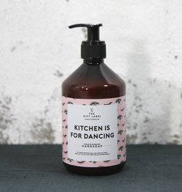 Handsoap Kitchen Is For Dancing