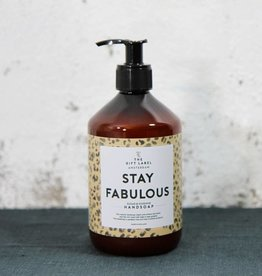The giftlabel handsoap |Fabulous