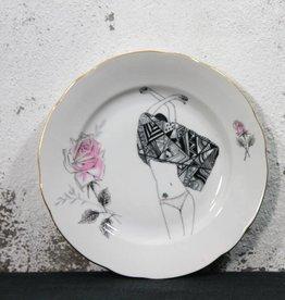 Plate Blow Away Dress