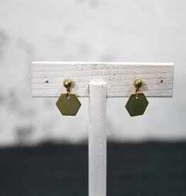 Earrings Hexa