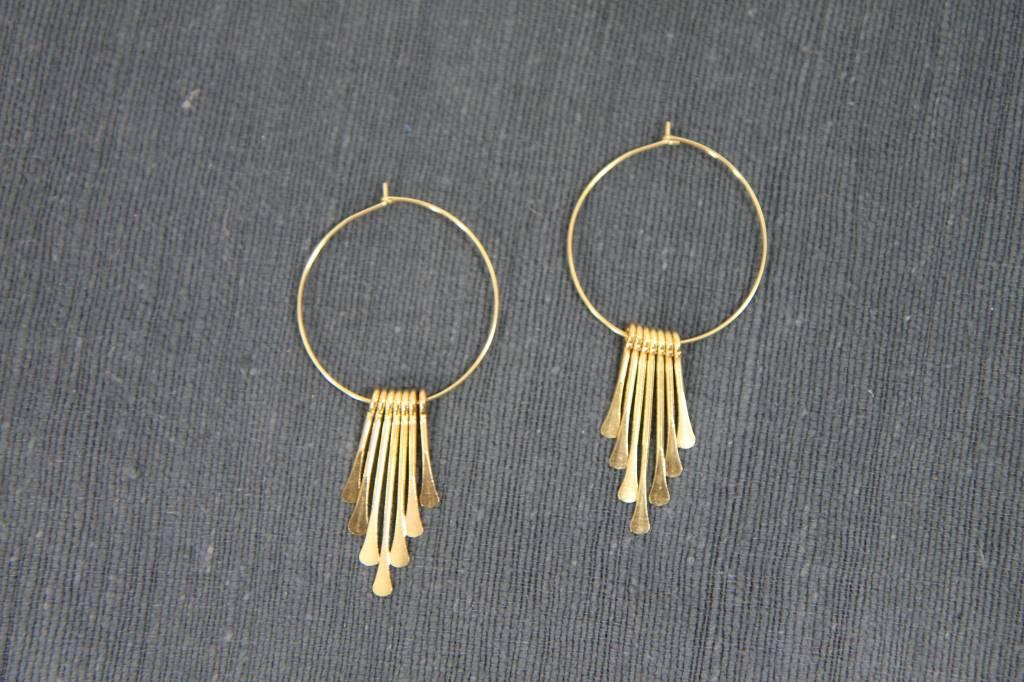 Earrings Waterfall