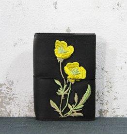 Anna Boone Notebook A6 | Yellow Flower