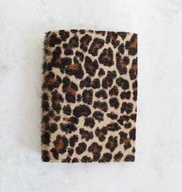 Anna Boone Passport Cover | Leopard