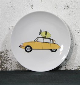 Oh You Pretty Plates | Plate Citroen