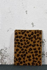 Passport Cover - Dark Leopard