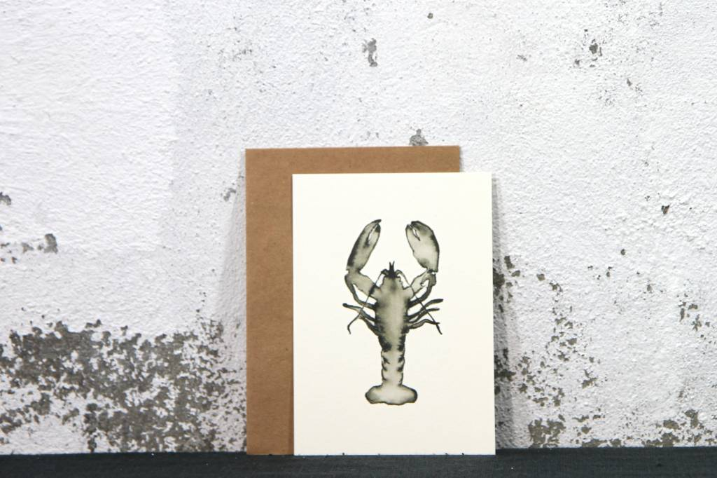 Card Lobster