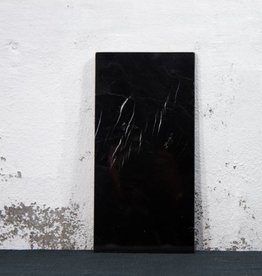 Stoned Servingboard Small | Black 15 x 30 cm