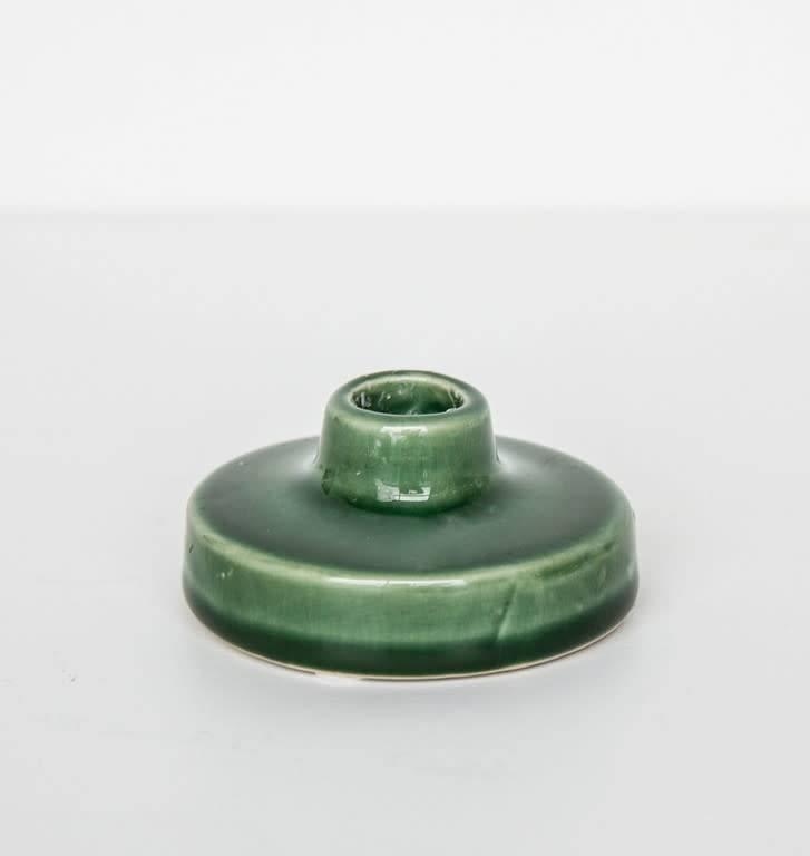 Candle Holder - Jadesheen Green