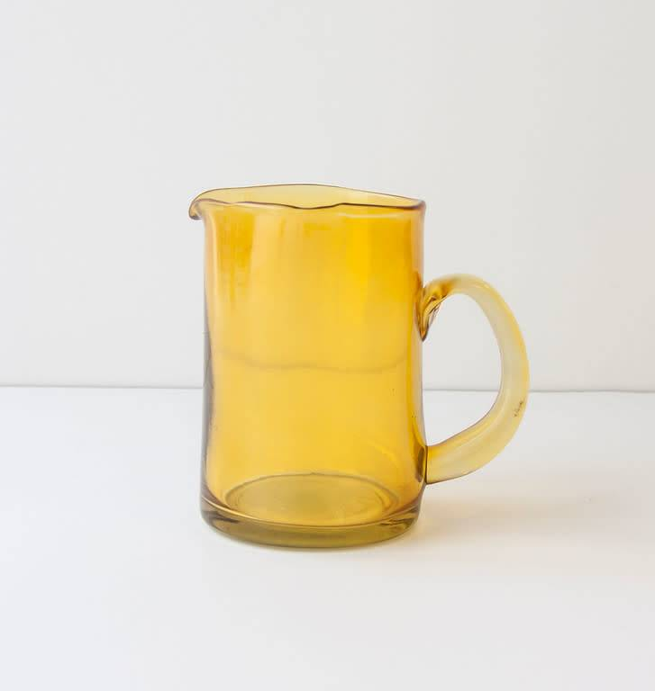 Jug Sol - Recycled Glass