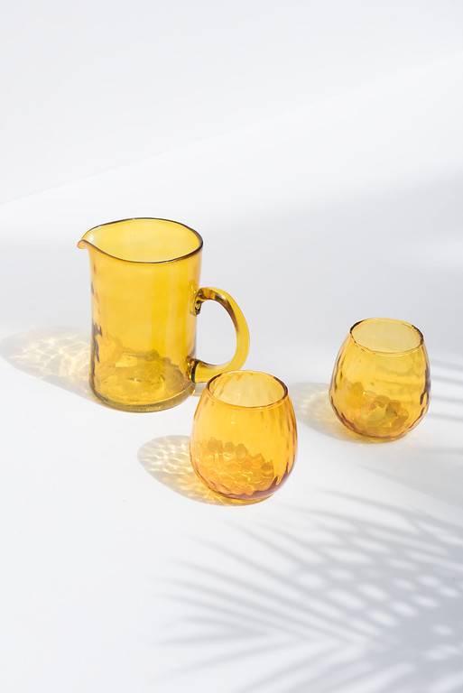 Tumbler - Yellow Sol