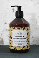 Handsoap You Look Like Sunshine