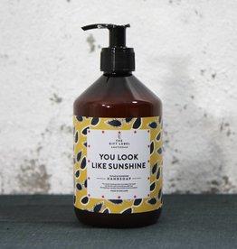 The Gift Label - HANDSOAP You Look Like Sunshine
